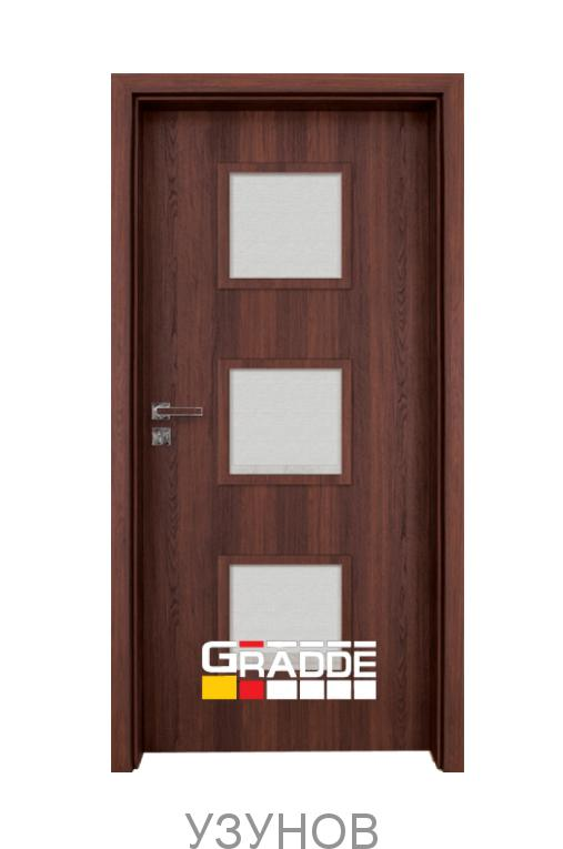 Интериорна врата Gradde Bergedorf Шведски дъб