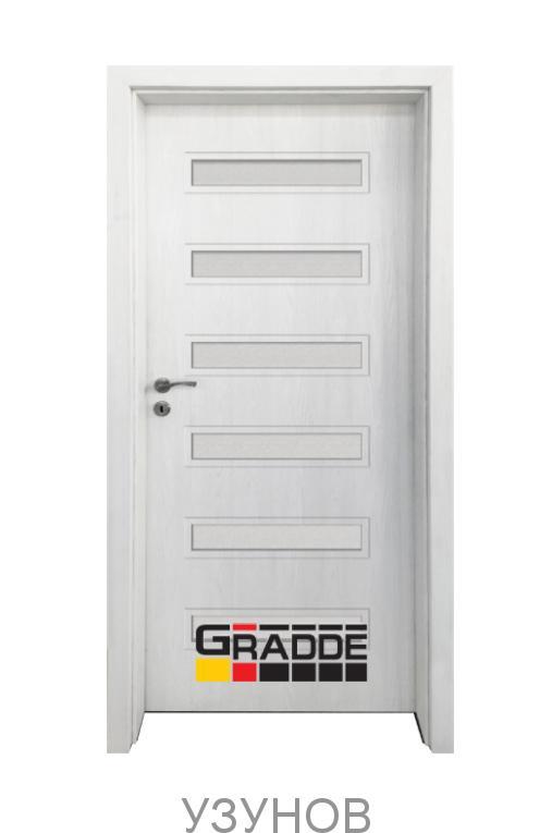 Интериорна врата Gradde Schwerin
