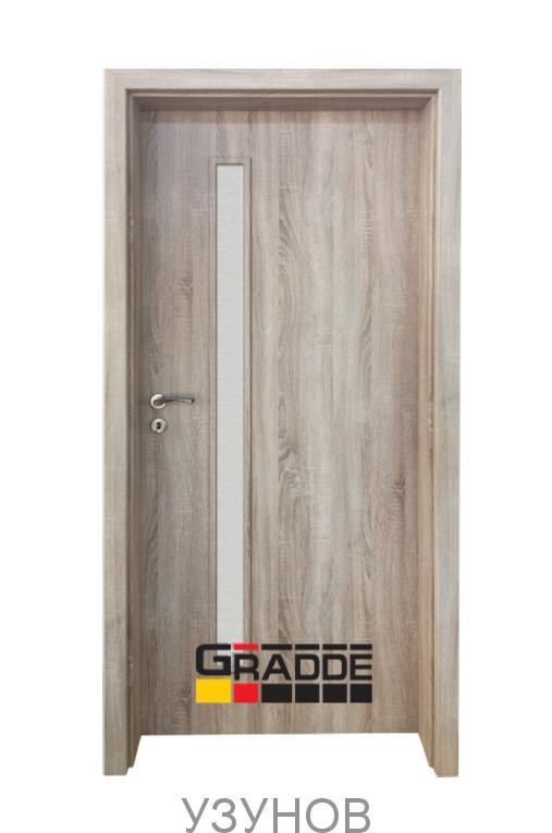 Интериорна врата Gradde Wartburg Дъб Вераде