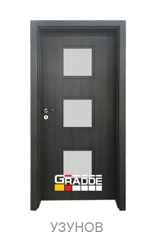 Интериорна врата Gradde Bergedorf Череша Сан Диего