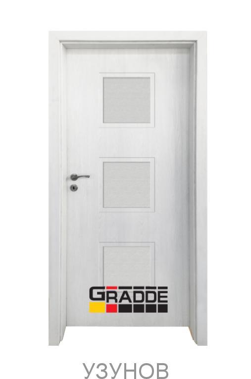 Интериорна врата Gradde Bergedorf Сибирска Лиственица