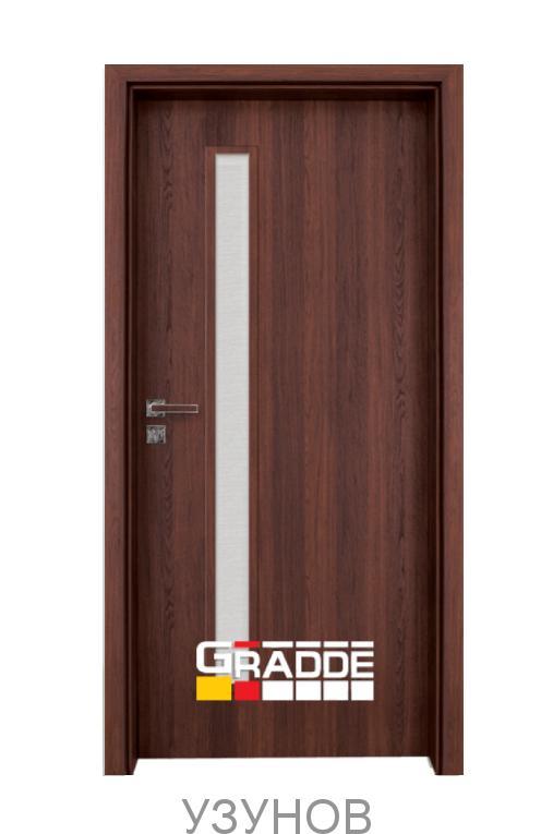 Интериорна врата Gradde Wartburg Шведски дъб