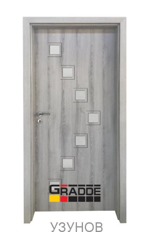 Интериорна врата Gradde Zwinger Ясен Вералинга