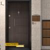 Блиндирана врата Т587 Абанос