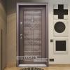 Блиндирана врата Т684