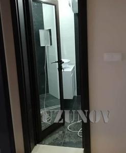 Алуминиева врата с каса Gradde