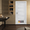 Интериорна врата Gradde серия Aaven Full Сибирска Лиственица