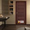 Интериорна врата Gradde серия Aaven Full Шведски Дъб