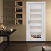 Интериорна врата Gradde серия Aaven Glas Сибирска Лиственица
