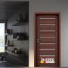 Интериорна врата Gradde серия Axel Glas Шведски Дъб