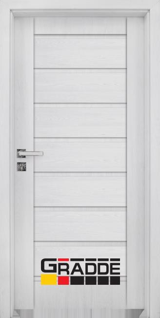 врата Gradde серия Axel Full Сибирска Лиственица