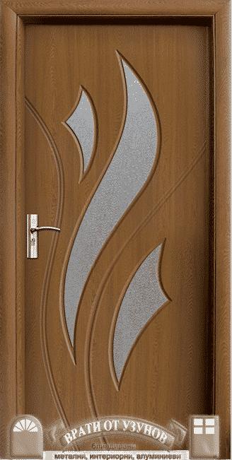 HDF врата 033 Златен Дъб