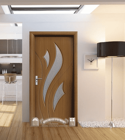 Интериорна HDF врата 033 Златен Дъб2