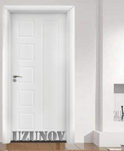 HDF врата 048-P Бяла