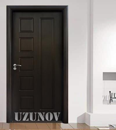 HDF врата 048-P Венге