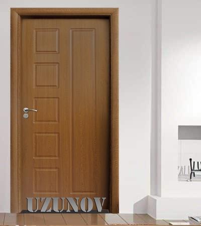 HDF врата 048-P Златен дъб