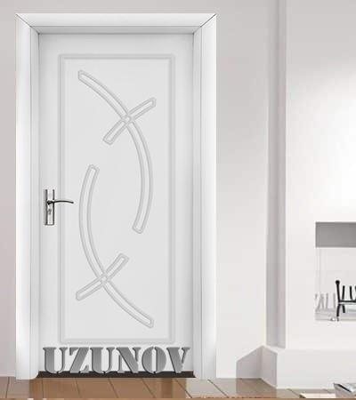 HDF врата 056-P Бяла